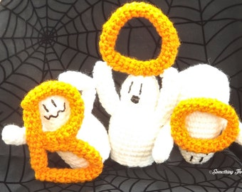 Boo Halloween stuffy