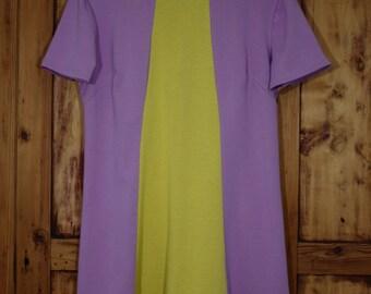 Sixties mini dress/01