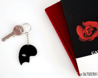Key ring - Phantom of the Opera Mask