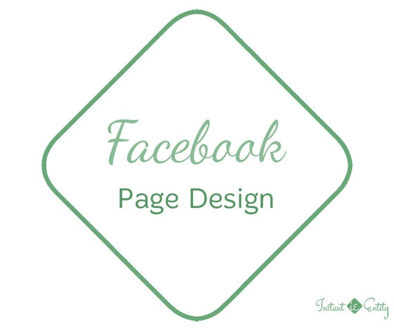 Custom Facebook Page Design | Social Media Graphic Design | Facebook Timeline | FB Header | Facebook Avatar | Facebook Cover | FB Profile