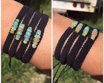 Mini Opal adjustable bracelets!