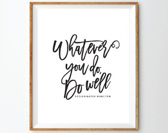 Do Well Print