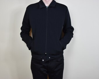 Black Esprit Zip Up Jacket