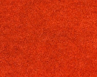 """HAND DYED WOOL """"Terra Cotta"""" 
