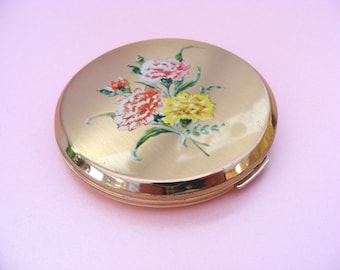 RESERVED for G Vintage Stratton powder compact