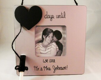 engagement gifts for bride to be, days until mrs, gifts for fiance
