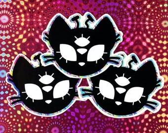 Katnip Stickers