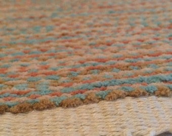 Heavenly Handwoven Rug (Sm.)