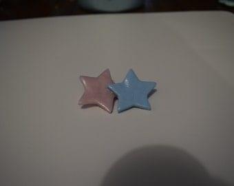 """""""Star"""" hair clip"""