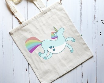 SALE**Unicorn Tote Bag