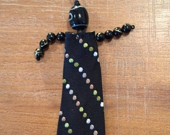 Beaded Doll Friend Gift Care Share Evening Girl