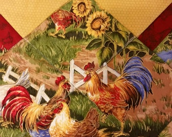 Chicken Placemat set of 4