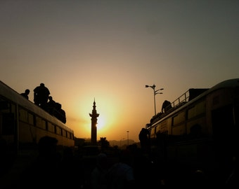 Sunrise in Medina