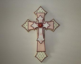 Country Stacked Cross