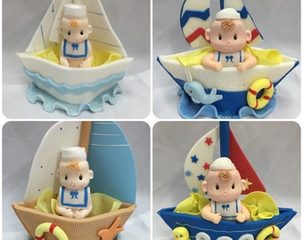 Sailor theme decoration, party favors