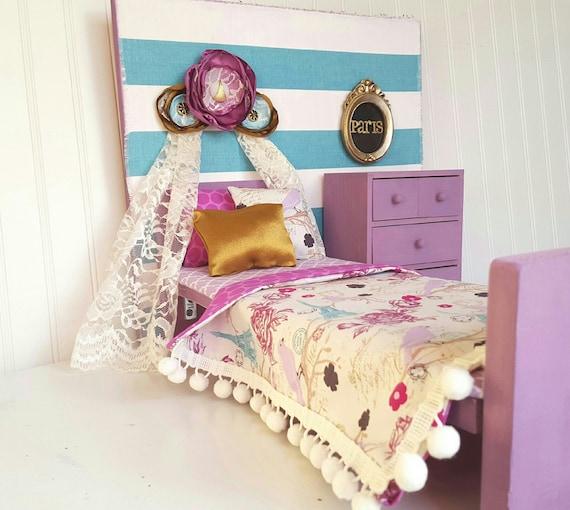 Paris American Girl Doll Bedroom Set 18 American By Head2heart