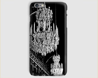 IPhone Cover - Galaxy Cover - Chandelier at the Hall of Mirrors in the Palace of Versailles - Paris, France