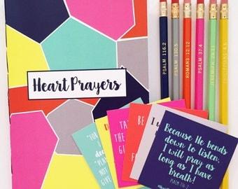 Heart Prayers Devotional Pack