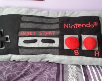 NES Controller Pillow