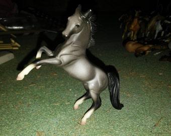 Stablemates Grullo Stallon Breyer Horse