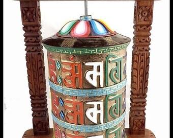 MILL A prayers Tibetan Buddhist mantras zen meditation Buddha temple ritual ref804.1