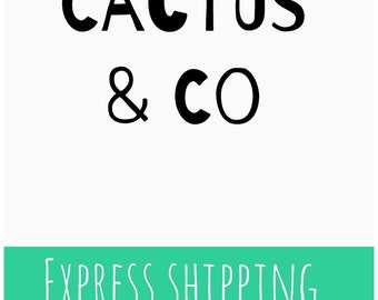 Express Shipping Australia Only