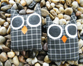 Owie Owl / Ouch Pouch / Reusable  / Hand Warmers / Heat or Cold Packs / Compress / Boo Boos / Flax Seed