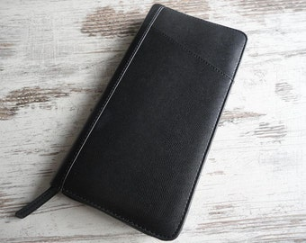 "Travel wallet ""black"""