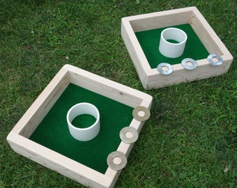 Washer Toss Lawn Game