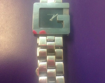 Auth vintage Gucci g watch nice!!