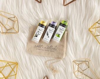 Organic lip care, Lip balm set, 100% Plant oils, Beeswax, Essential oils, Organic Lip Balm, Natural Lip Balm, Lip Balm Set,