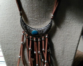 Pendant Navajo Blue