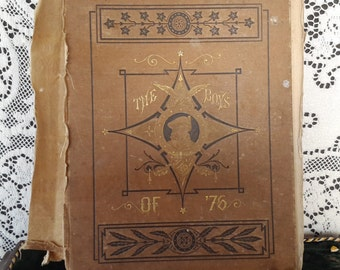 The Boys of '76: A History of the Battles of the Revolution, Coffin, 1877