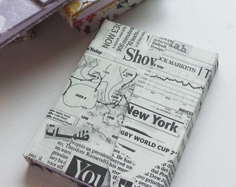 Stamping journal book
