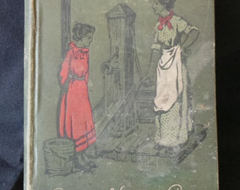 SALE Antique 1903 Lovey Mary Mrs Wiggs Alice Hegan Rice Illustrated Book