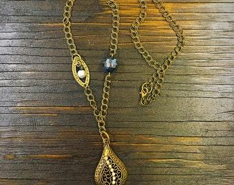 Boho Bling Necklace