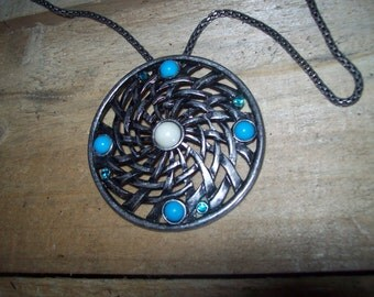 Welsh Celtic Knot Design Pendant
