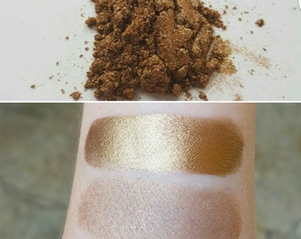Cleopatra - Bronze-Brown, Mineral Eyeshadow, Mineral Makeup, Pressed or Loose