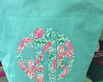 Lilly Pulitzer monogram