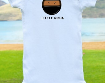 Little Ninja Onesie