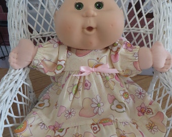 Baby Doll Clothes (Small Size) - Dress and Panties