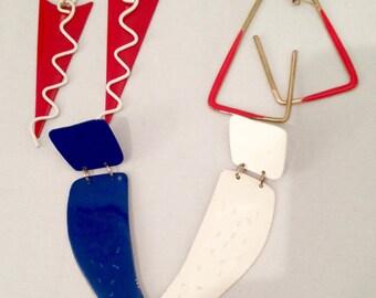 Vintage 3 Pairs of 1970s Earrings