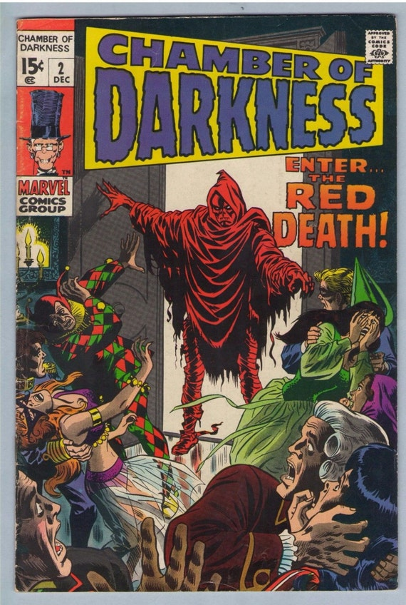 Chamber of Darkness 2 Dec 1969 FI-VF (7.0)