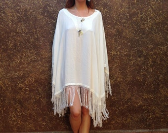 Paradise Cape in White