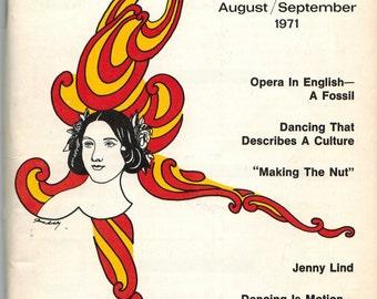 QUINTO LINGO ~ 1971/08 ~ Volume 9, Number 8/9