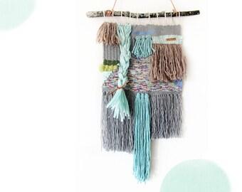 "hand-woven tapestry ""Bini"""