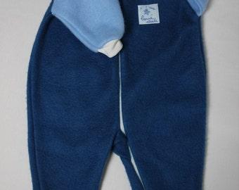 Surpyjama Courtelle, new vintage clothes, size 9 months
