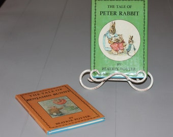 The Tale Of Peter Rabbit & The Tale Of Benjamin Bunny by Beatrix Potter, Avenel Books 1988