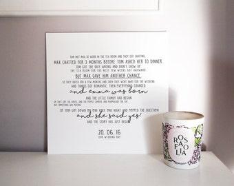 Custom Storytime Print