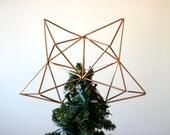 Himmeli Christmas Tree Topper